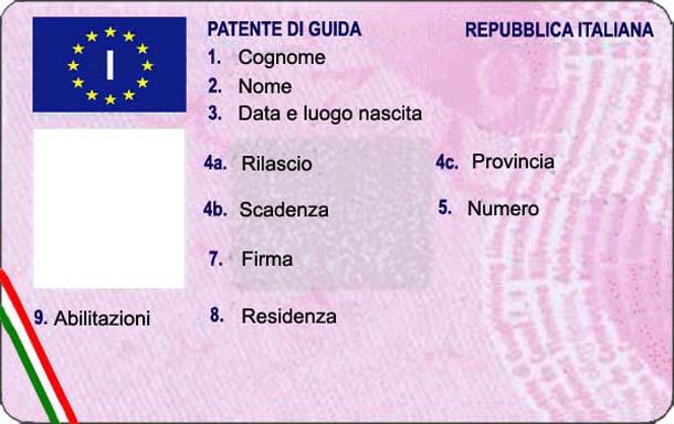 Toscana: Covid, patente scaduta valida per altri settemesi