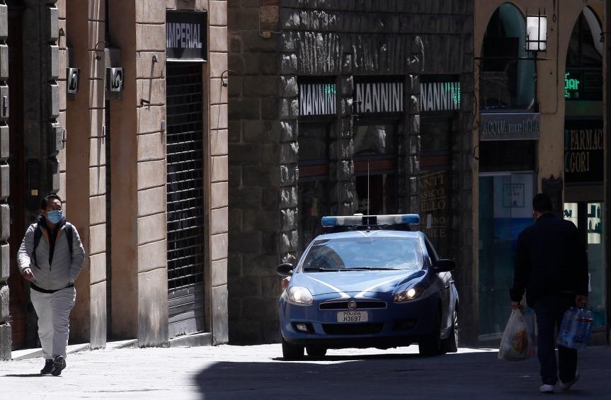Siena, Insieme per fermare il Covid: controlli serrati sull'uso dellemascherine
