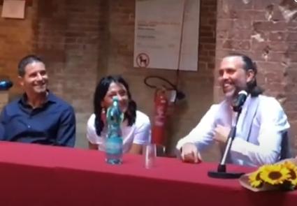 """Siena: Presentazione libro """"FortzaParis"""""""