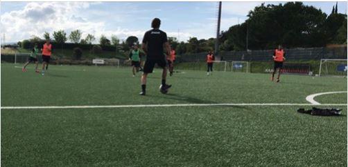 Siena, Robur Siena: Iniziati gli allenamenti disquadra