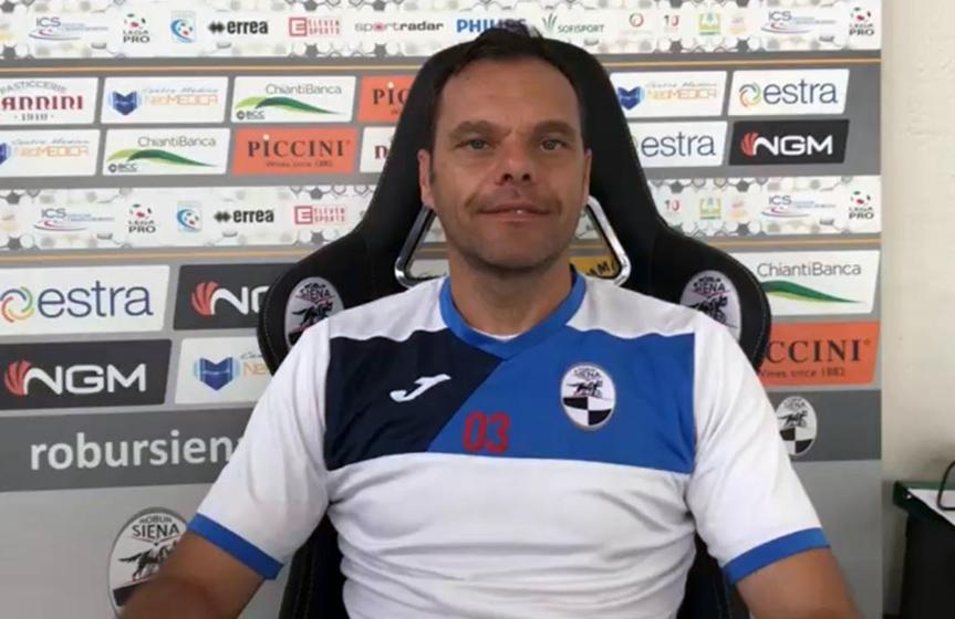 Siena, Robur Siena: Intervista al preparatore atletico MarcoCoralli
