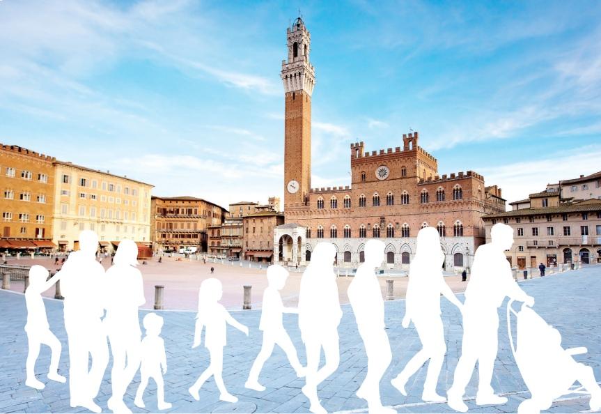 Siena: Passeggiate d'Autore fa tappa nella Nobile Contrada delNicchio