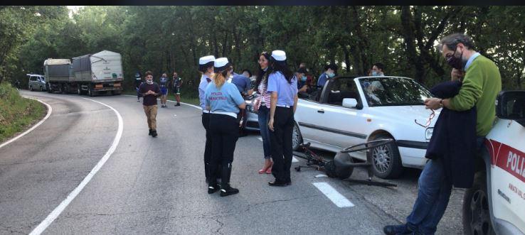 Siena: Oggi 22/06 Katiuscia Vaselli intervista autista camion incidente AlexZanardi