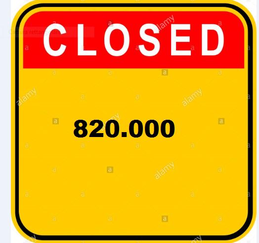 Massi Lo Sà: Nuovo Record del Blog, raggiunta quota 820.000visite!!