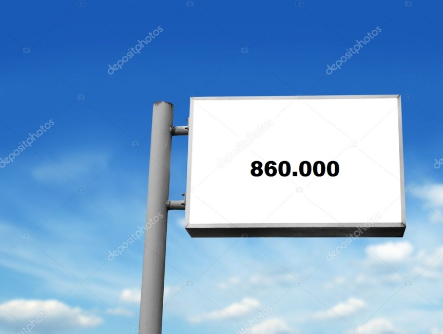 Massi Lo Sà: Nuovo Record del Blog, raggiunta quota 860.000visite!!