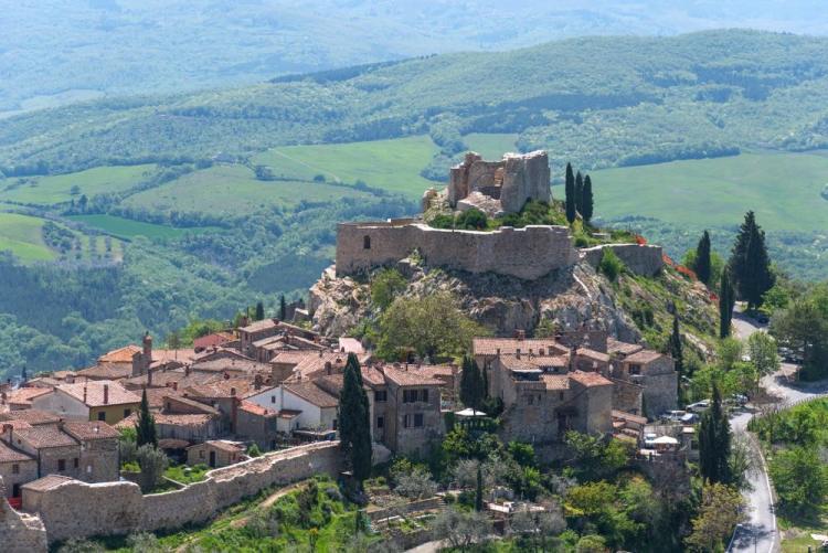 Provincia di Siena, Castiglione d'Orcia: Finanziamento di 16mila euro per riqualificazione CCN