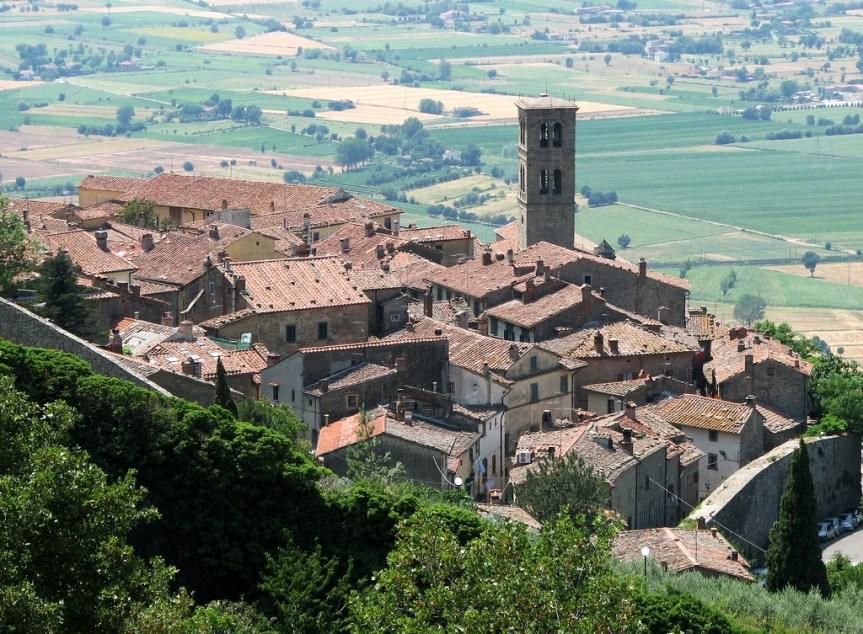 """Toscana, Covid: """"Cortona è sicura, i cinque positivi isolati acasa"""""""