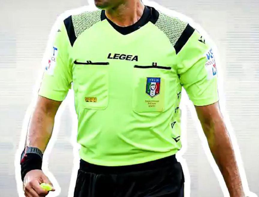 Siena, Acn Siena: Emanuele Bracaccini di Macerata arbitro di badesse-Siena di domani27/01