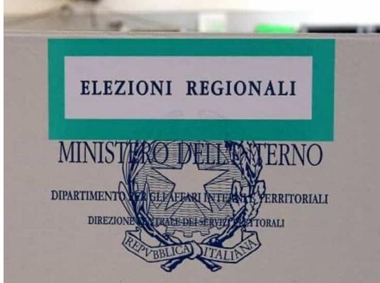Siena e provincia: Elezioni regionali, in provincia di Siena affluenza finale del64,84%