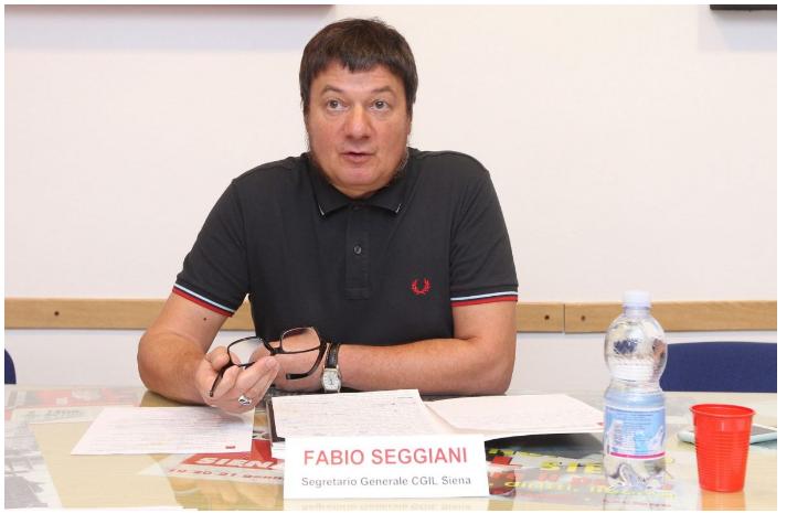 """Siena, Cgil: """"Covid sul posto di lavoro, tante criticità e pericoli per vuotinormativi"""""""