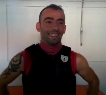 Palio di Asti, Rione San martino San Rocco: Confermato Gavina Sanna fantino per ilPalio