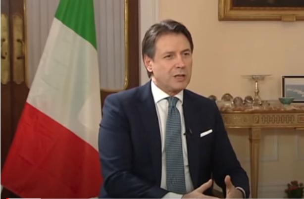 Italia: Gli impegni del Presidente Conte del 10luglio