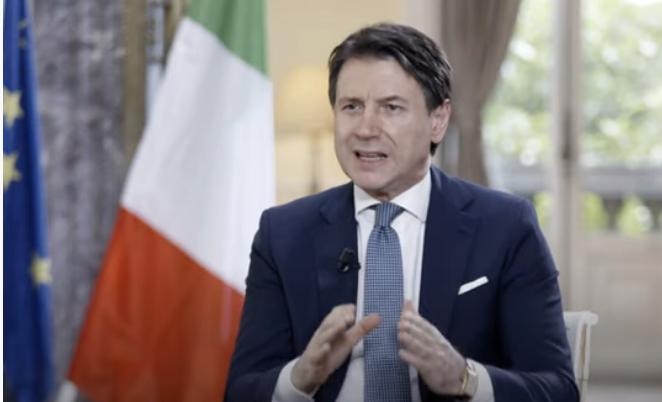 Italia: Intervista del Presidente Conte al canale spagnolo LaSexta