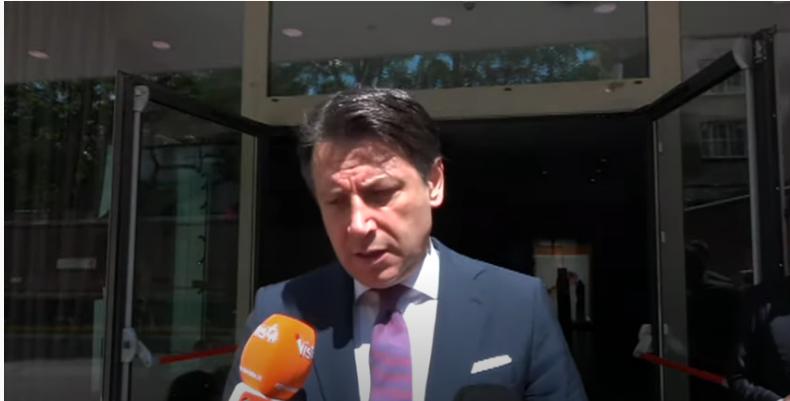 Italia: Conte partecipa alla riunione del Consiglioeuropeo
