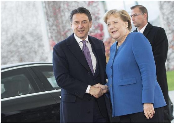 Estero: Il popolo tedesco difende la propria Costituzione e blocca il RecoveryFund