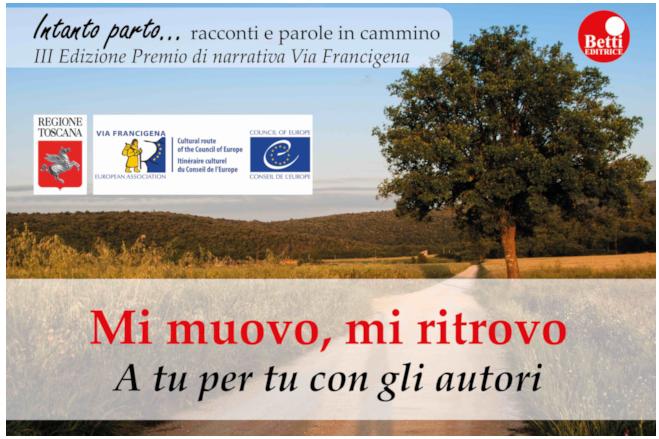 Siena e Provincia: 'A tu per tu con gli autori', una serie di interviste con i finalisti del premio di narrativa 'Intantoparto'
