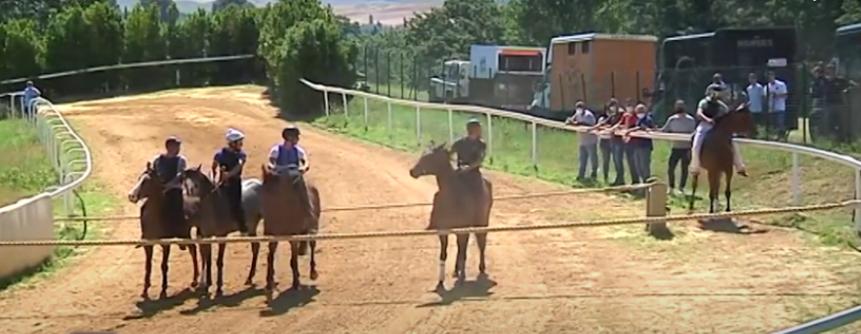 Palio di Siena: Oggi 01/07 Video Resoconto Corde di Addestramento presso la Pista diMociano