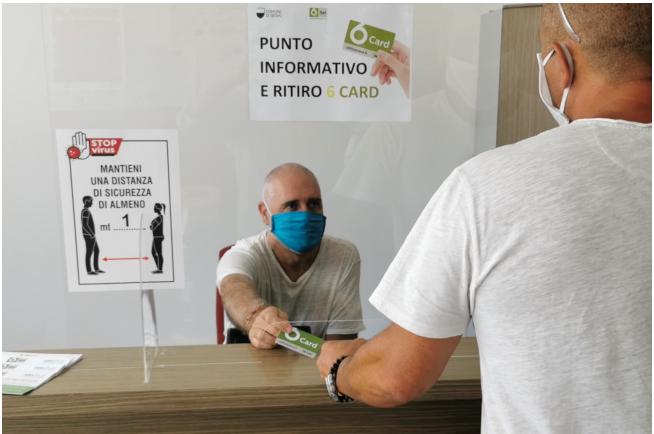 Siena: Riapre il punto informativo di SeiToscana