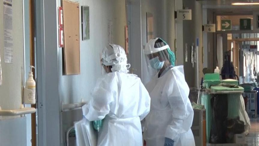 Italia, Coronavirus: 19.978 nuovi casi, 572.842 (+2.453) attualmente positivi, 2.593 in intensiva (+6), 483deceduti
