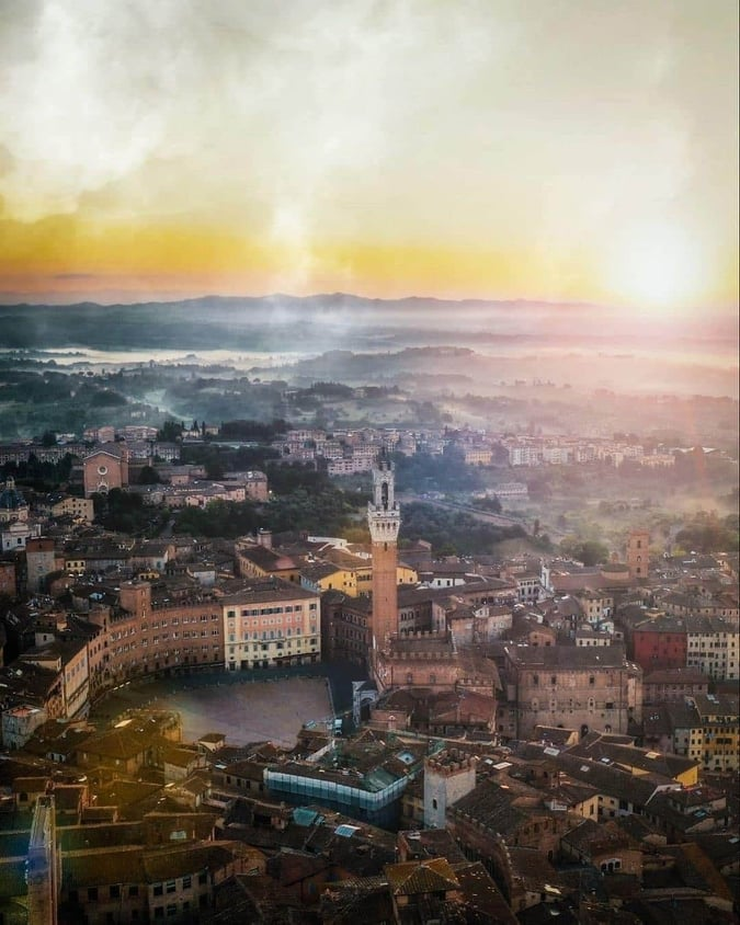 Siena: Il balletto di Siena incanta ilpubblico
