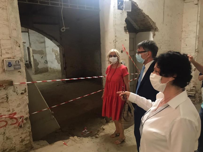 Siena: Caso Santa Maria della Scala, difese rinunciano a impugnare sequestro probatorio delcantiere