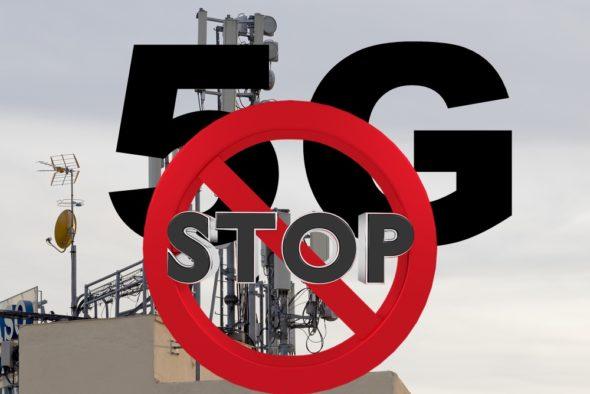 Siena: Le associazioni contro il 5G, parte raccoltafirme