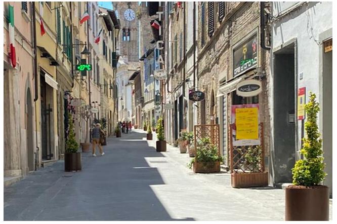 Provincia di Siena: Poggibonsi, l'illuminazione diventa'green'