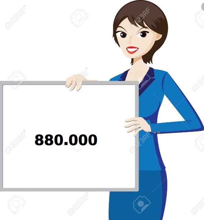 Massi Lo Sà:  Nuovo Record del Blog, raggiunta quota 880.000visite!!