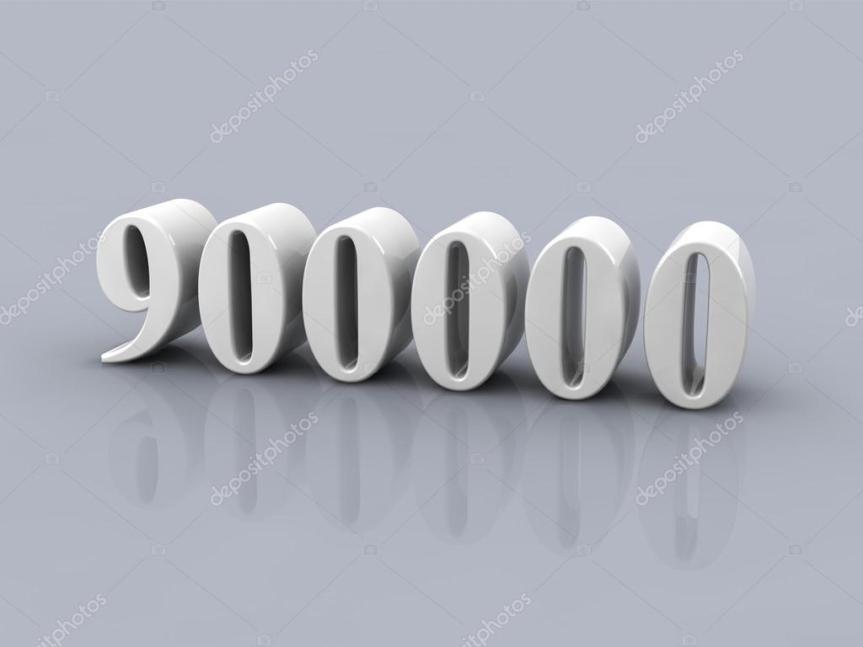 Massi Lo Sà: Nuovo Record del Blog, raggiunta quota 900.000visite!!