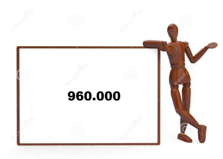 Massi Lo Sà: Nuovo Record del Blog, raggiunta quota 960.000visite!!