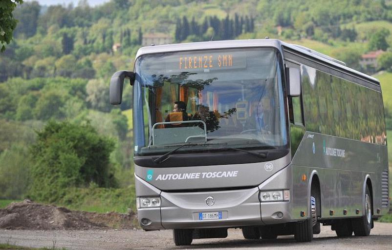 Toscana: Il calabrone punge l'autista e il bus finisce fuoristrada