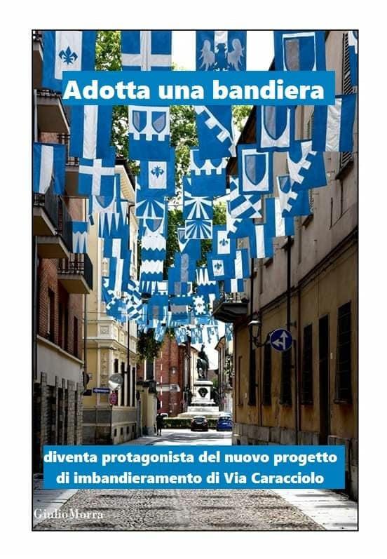 Palio di Asti, Comitatato Palio Rione Cattedrale: Adotta unaBandiera