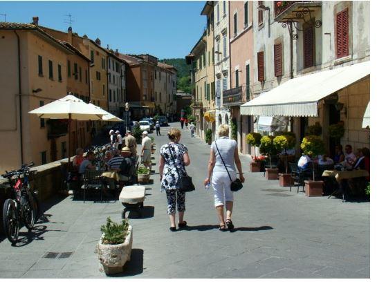 Provincia di Siena Chianciano: Al via la campagna pubblicitaria intv