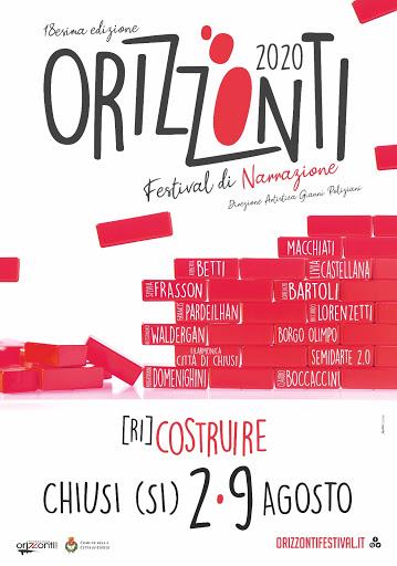 """Provincia di Siena, Fondazione Orizzonti d'Arte: """"Presente e futuro diChiusi"""""""