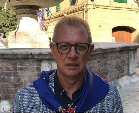 """Siena, Contrada del Nicchio, Gianni Arduini: """"Dal coronavirus torneremo molto più legatiumanamente"""""""