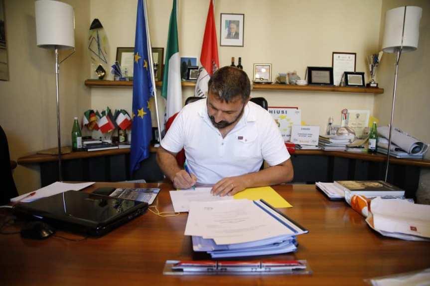 """Provincia di Siena, Allarme Covid a Chiusi, Bettollini: """"Chiusura di tutti gli spazipubblici"""""""