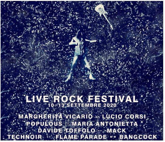 Provincia di Siena, Live Rock Festival 2020: Conclusa la 24ª edizione, una rassegna rinnovata e concertisold-out