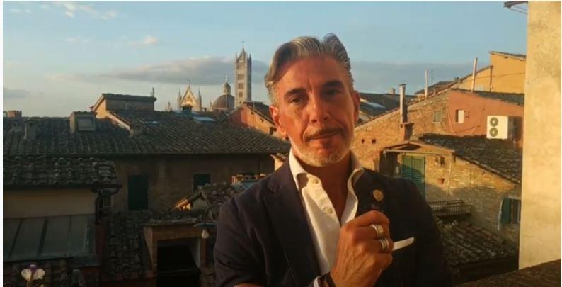 """Siena, Contrade, Pasquale Colella: """"Festeggeremo con mestizia ma con tanta gioia nelcuore"""""""