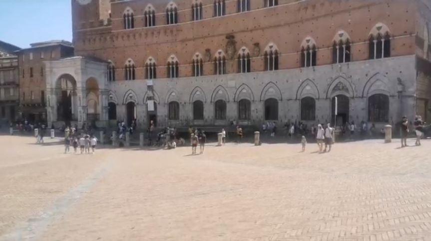 Siena, Robur: Fedeli, Benini e Mancini dal Sindaco per leconsultazioni