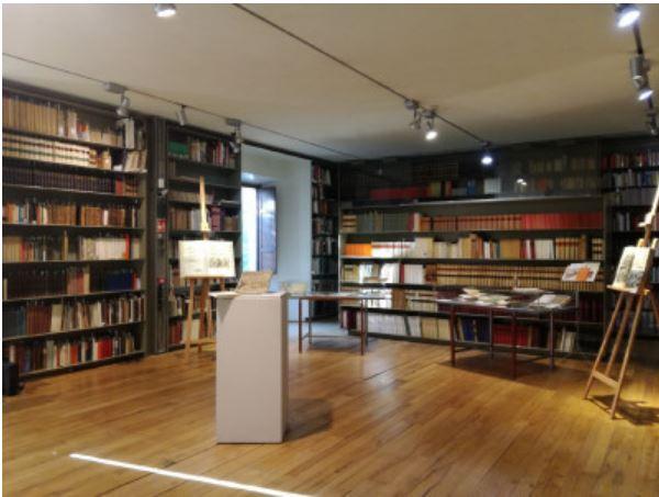 Siena: La Biblioteca e Fototeca Giuliano Briganti tornano allaconsultazione