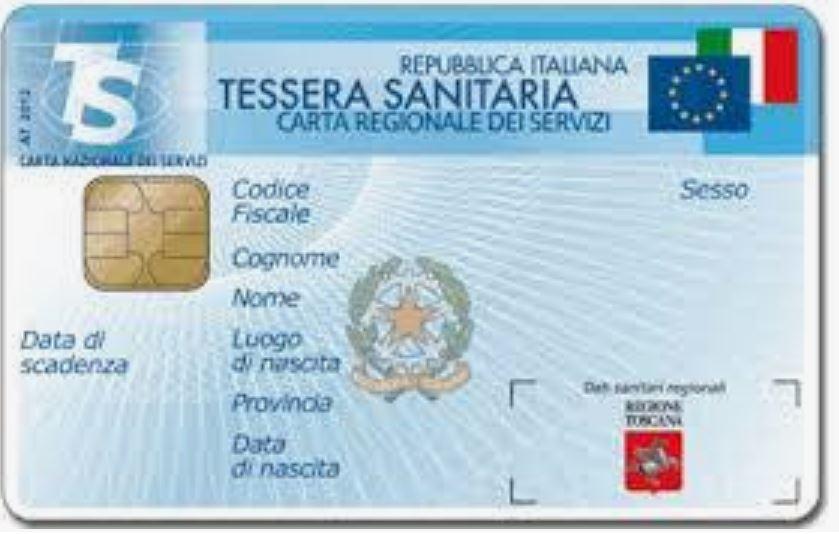 Toscana: Tessera Sanitaria, fermo totale del sistema sabato 29 maggio ore18
