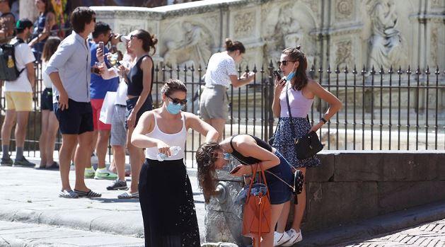 Siena e Provincia, Turismo in provincia di Siena: Nel 2020 crollo degli arrivi del58%