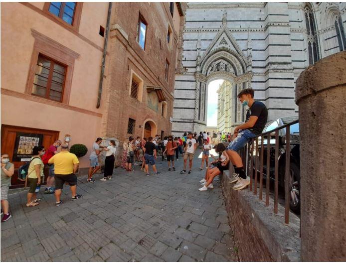Siena: Turismo, Comune in tour fra lefiere