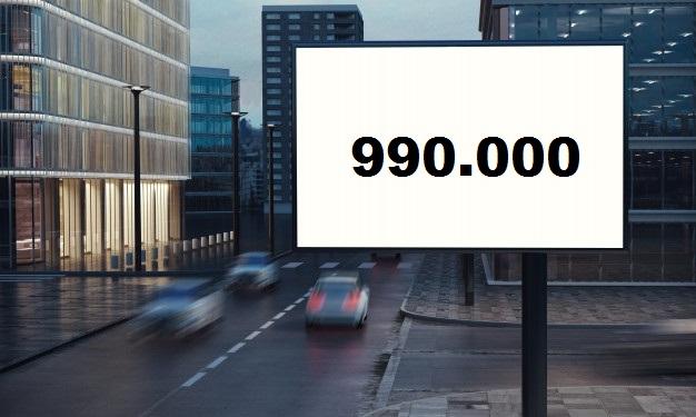 Massi Lo Sà: Nuovo Record del Blog, raggiunta quota 990.000visite!!