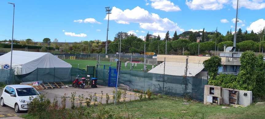 Siena, Acn Siena: Da Domani 16/02 gli allenamenti si spostano di nuovo sul campo dell'Acqua Calda