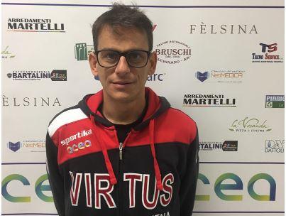 Siena: C Gold, la Virtus si prepara per l'ultimo impegno della prima fase controLegnaia