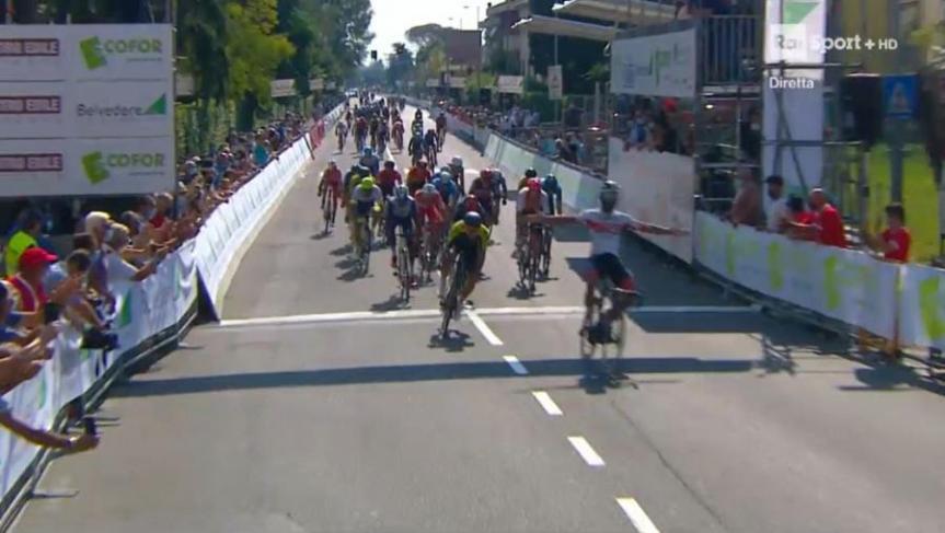 Toscana: Giro della Toscana, vinceGaviria