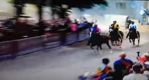 Palio di Castel del Piano: Oggi 08/09 si doveva correre il Palio, lo scorso anno ( 2019 ) finìcosì