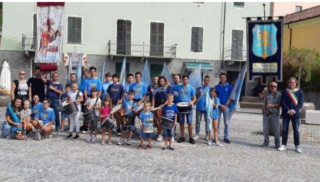 palio di Asti, Comitato Palio Baldichieri, un anno dopo: Celebrata la conquista delDrappo
