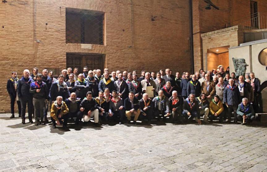 Palio di Siena: Il 18 settembre si svolgerà il Banchetto Annuale del Comitato Amici delPalio